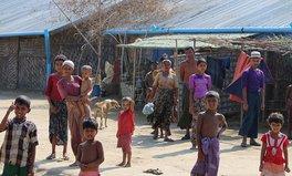Article: 900,000 Rohingya Refugees Set to Be Immunized Against Cholera