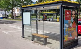 Article: The Netherlands Turned 316 Bus Stops Into Homes for Bees