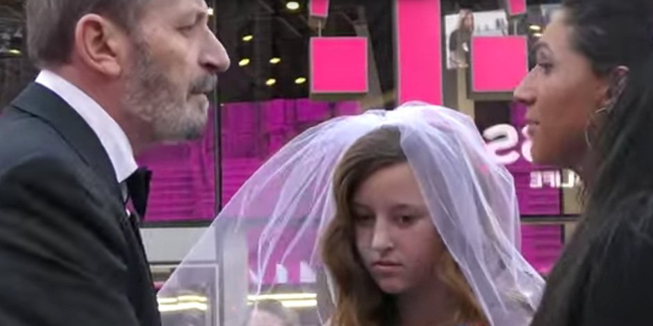 Groundbreaking Child Marriage Ban Is Blocked by Chris Christie