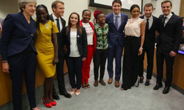 Article: Trudeau, Macron, and May Just Led a 'Milestone' Moment for Girls' Education in New York