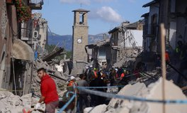 Article: Refugees Jump to Help After Italy's Earthquake