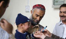 Article: Polio vs. Taliban: Love won