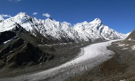 Article: Why the Himalayan glaciers may be the most important in the world