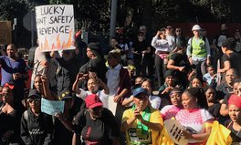Article: #SandtonShutdown: Hundreds of Protesters March in Johannesburg to End Gender-Based Violence