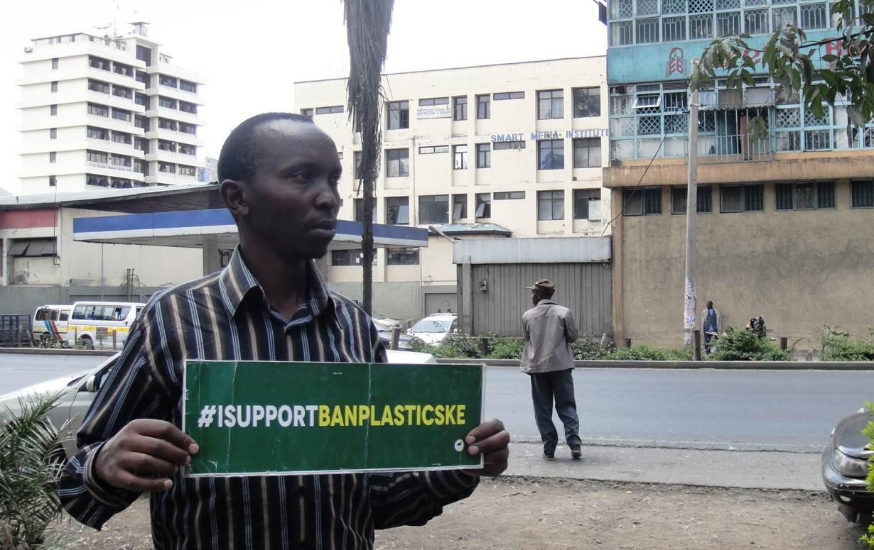 Kenya plastic bag ban environment
