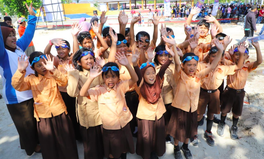 Article: Indonesian Children Get New View of Marine Life With Free Goggles