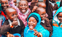Article: This Activist Is on Track to Feed 100,000 Kenyan Schoolchildren