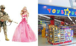Article: Toys R Us removes toy guns in France and ditches gender labels in the UK
