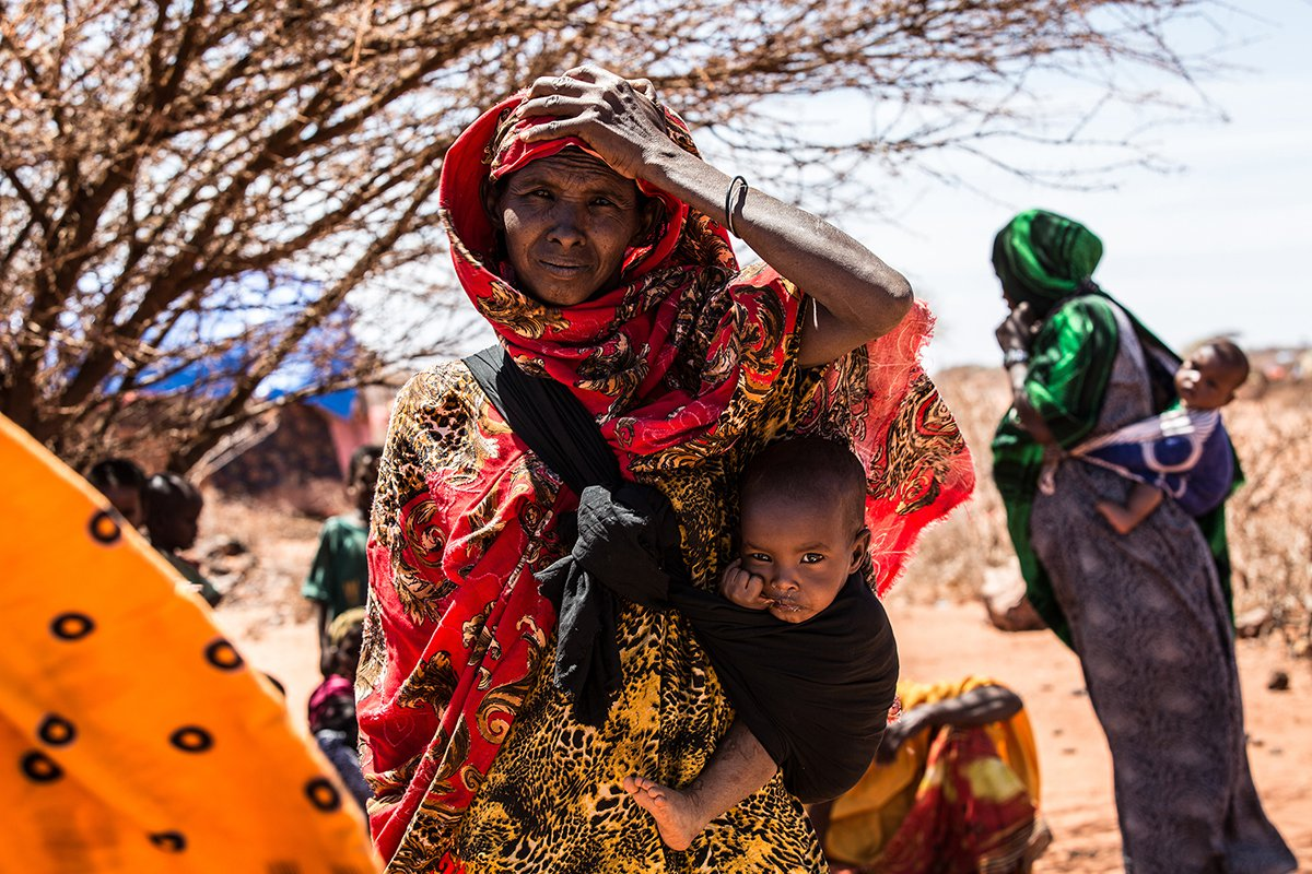 hunger somalia south sudan nigeria yemen