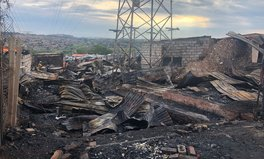 Article: A Huge Fire in Alexandra Has Sparked Outpourings of Support From South Africans