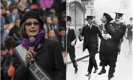 Artikel: The DNA of a Suffragette — Emmeline Pankhurst's Great-Granddaughter on Why the Fight Isn't Over