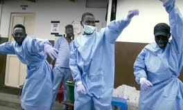 Video: Bye Bye Ebola: the happiest music video of the year