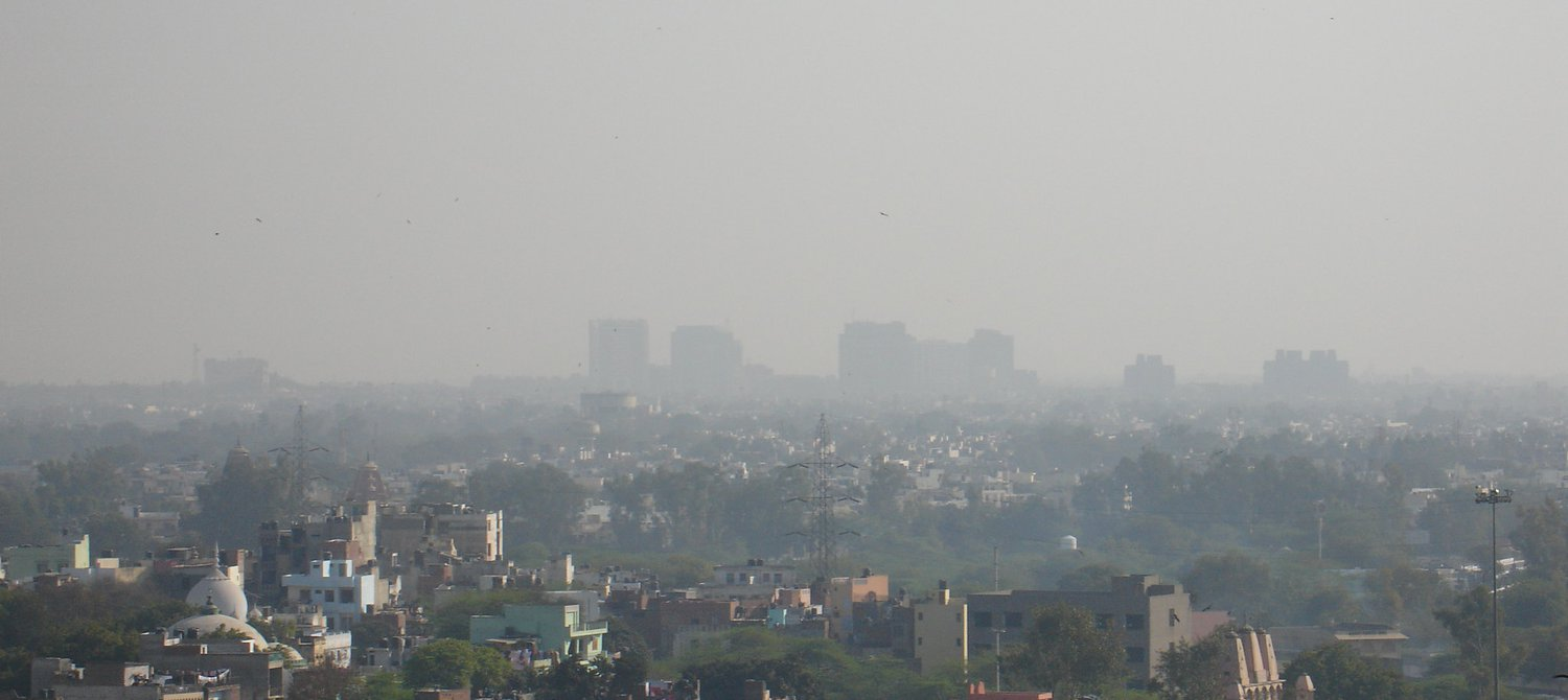 New Delhi Shut Down Schools in Response to Severe Air Pollution