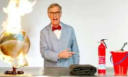 Article: Bill Nye Curses Out Climate Deniers in Latest Call to Action
