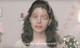 Article: Acid Attack Survivor to Walk at New York Fashion Week