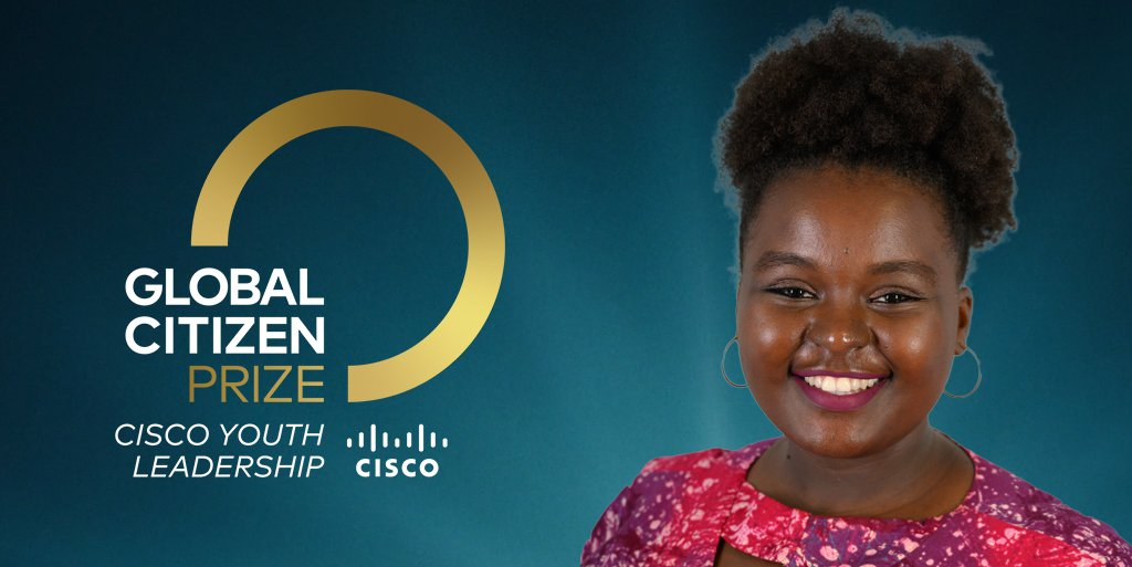 Global Citizen Cisco Youth Leadership Award
