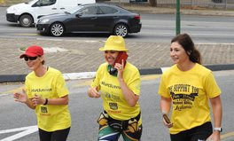 Article: Dressed in Colours Worn by Her Rapist, South African Woman Walks 700km to Inspire Hope