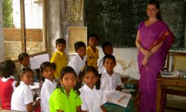 Artikel: Freiwilligendienst in Indien