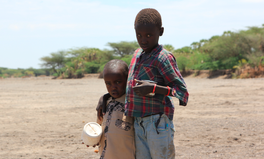 Article: 'Water From Air' Quenches Girls' Thirst in Arid Kenya