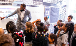 Article: 7 Amazing Things About LeBron James' New School for Low-Income Students