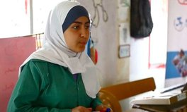 Article: Inspired by Malala, this Syrian refugee girl leads art classes to end child marriage