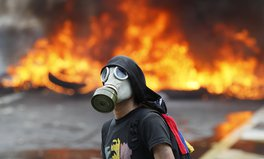 Article: 16 Powerful Photos of  Political Corruption Protests in Venezuela