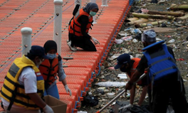 Artículo: COVID-19 Medical Waste Is Heavily Polluting This River in Indonesia