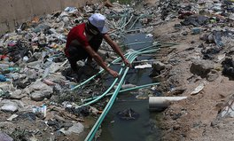 Article: More Than 100,000 Iraqis Were Hospitalized Due to Unsafe Drinking Water in 2018