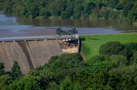 Whaley Bridge Dam Collapse Is 'Wake Up Call' on Britain's Need to Prepare for Climate Change Impact