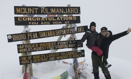 Article: This 7-Year-Old Just Became the Youngest Girl to Climb Mount Kilimanjaro