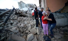 Article: Major Earthquake Strikes Central Italy, Leaving Hundreds Dead