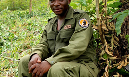 Artikel: This Former Child Soldier Won an Award for Risking His Life for Congo's Wildlife