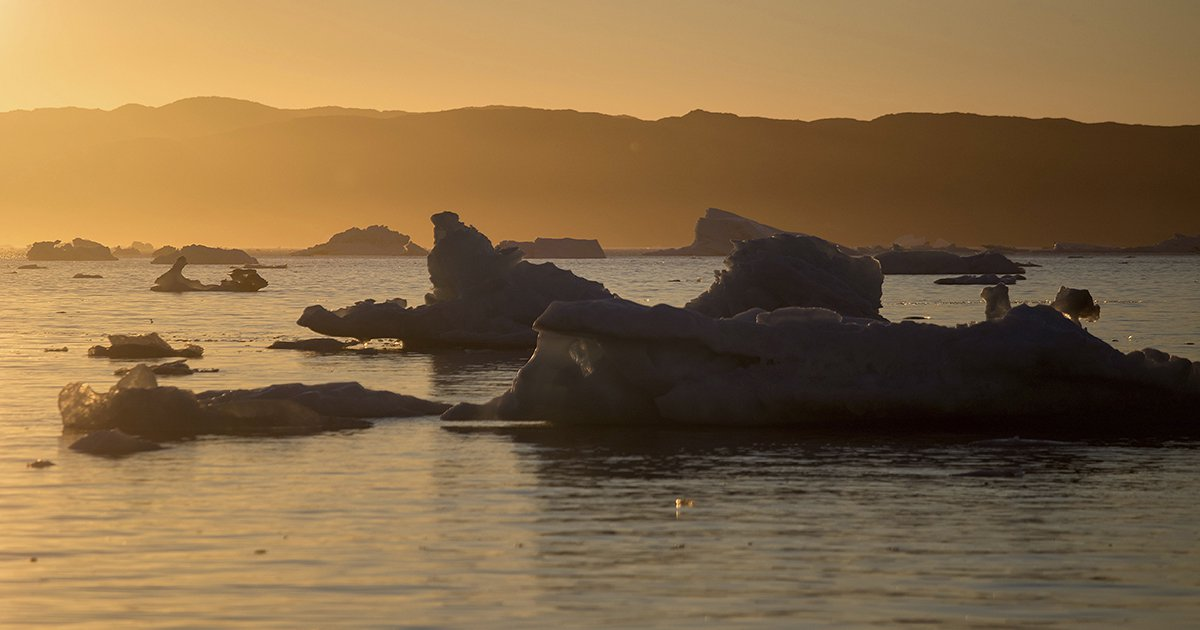 Greenland's Rapidly Melting Ice Threatens People Living in Poverty the Most