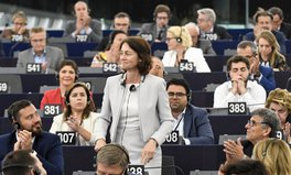 Artikel: Meet Dr. Katarina Barley: European, Feminist, and Vice-President of the European Parliament