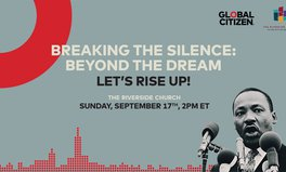 Article: Global Citizen Will Honor MLK's 'Beyond Vietnam' Speech At Riverside Church This Sunday