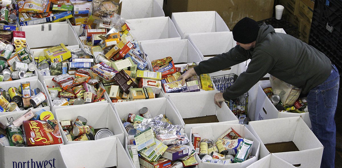 Food Bank Use Hits Record High in the UK (Again)