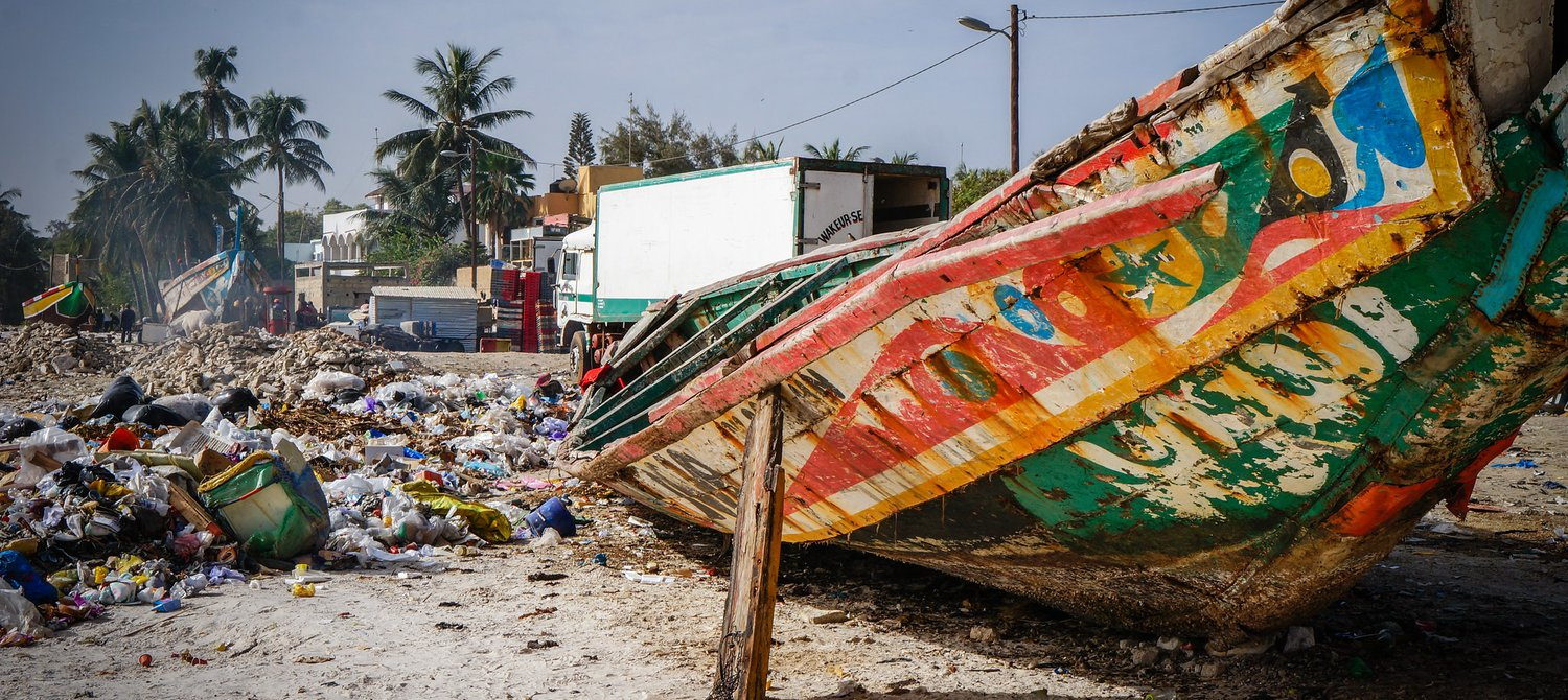 Senegal, One of the World's Biggest Ocean Polluters, Will Enforce Fines on Plastic Use