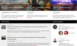 Article: Global Citizen is getting a new look!