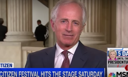 Article: Senator Corker Discusses Importance of Food Aid Reform at World On Stage