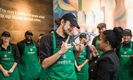 Article: Starbucks Opens Its First 'Signing Store' for US Deaf Community