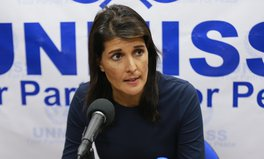 Article: Nikki Haley Says Women Who Accused Trump of Sexual Misconduct Should Be Heard