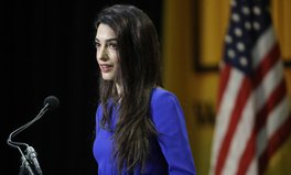 Article: 5 Quotes From Amal Clooney's Commencement Speech That Are Giving Us Life