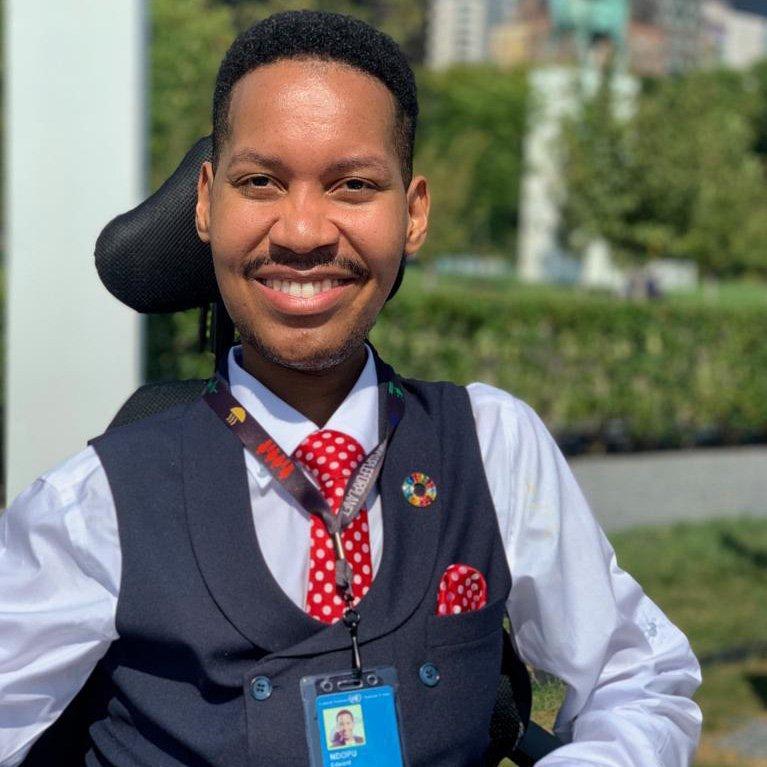 Eddie Ndopu South African Activist