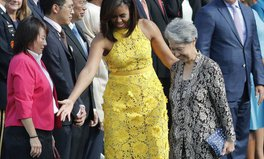 Article: Singapore's First Lady Brought an $11 Purse to the White House, and It's for a Good Cause