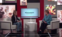 Artikel: Merkel im YouTube Interview