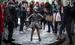 Article: The Company Behind Wall Street's 'Fearless Girl' Is Settling for $5 Million – For Underpaying Women