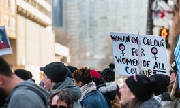 Article: Why the Fight for Women's Rights Must Include Women of Color