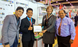 Article: Two Malaysian students win international award for their eco-friendly power bank