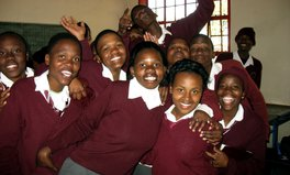 Article: Another African Nation Just Promised Free Sanitary Pads to Help Girls Stay in School