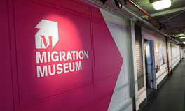 Artikel: People Are Sharing Their Stories at London's New Migration Museum